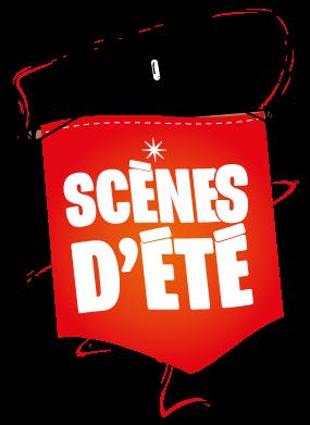 Création logo scène d'été